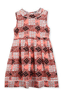 MARNI Bird print dress 2-12 years