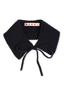 MARNI Knitted collar 4-12 years