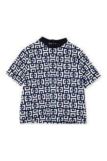 MARNI Geometric blouse 2-12 years
