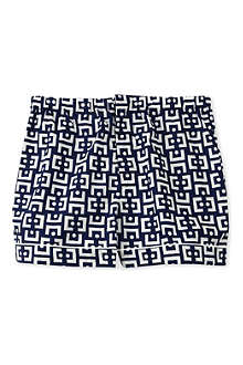 MARNI Geometric patterned shorts 2-12 years
