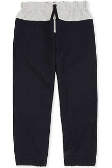 MARNI Contrast jogging bottoms 4-12 years