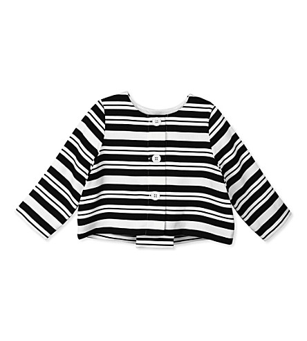HUCKLEBONES Sparkle bodice dress 2-10 years (Navy