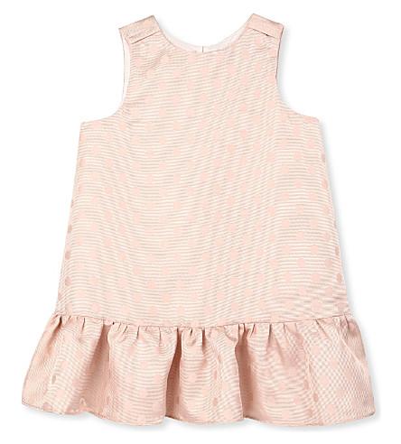 HUCKLEBONES Buttercup pattern dress 2-10 years (Pink