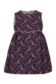 HUCKLEBONES Lace dress 2-10 years