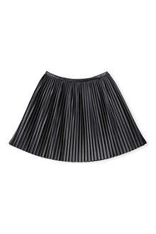 MSGM Leather look skirt 4-14 years