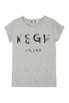 MSGM Logo t-shirt 4-12 years