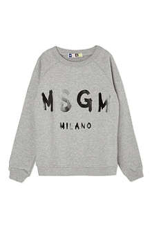 MSGM Logo sweater 4-12 years
