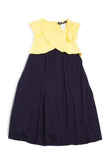 DAVID CHARLES Two-tone dress 2-8 years