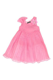 DAVID CHARLES Pleated dress 2-8 years