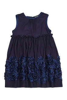 DAVID CHARLES Bow back dress 2-8 years