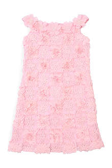 DAVID CHARLES Embellished shift dress 10-16 years