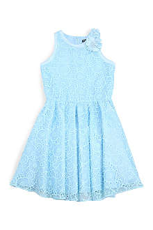DAVID CHARLES Lace prom dress 10-16 years