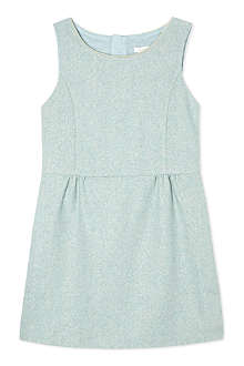 CHLOE Sleeveless tweed dress 4-14 years