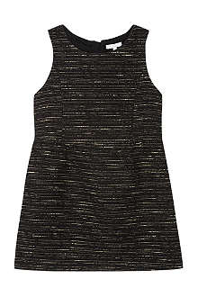 CHLOE Tweed sleeveless dress 4-14 years