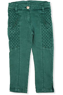 CHLOE Slim fit stitch detail jeans 4-14 years