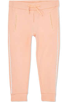 CHLOE Trim detail jogging bottoms 4-14 years