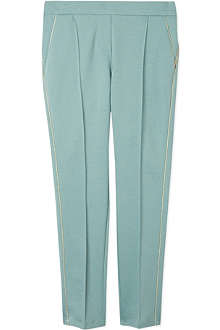 CHLOE Milano piped trousers 4-14 years