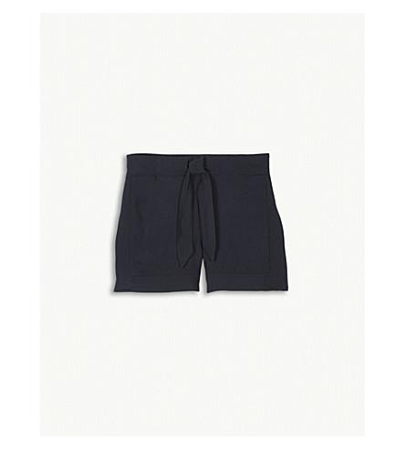 CHLOE Bow shorts 4-14 years (Navy