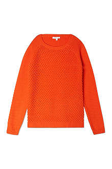 CHLOE Dimple knit pullover 4-14 years