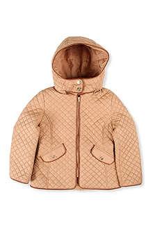 CHLOE Quilted jacket 4-14 years