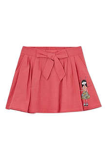 LITTLE MARC Bow detail character skirt 4-12 years