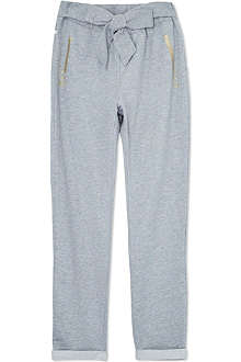LITTLE MARC Turn-up jogging bottoms 4-12 years