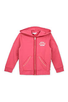LITTLE MARC Logo hoody 4-12 years
