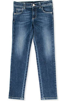 GUCCI Skinny-fit denim jeans 4-12 years