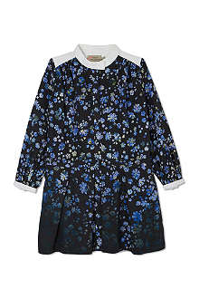 PREEN Blue Flower pearl dress 2-8 years