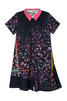 PREEN Floral-print shirt dress 2-8 years