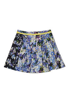 PREEN Floral bluebell skirt 2-8 years