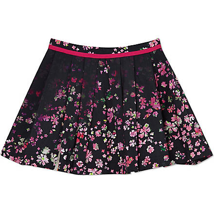 PREEN Floral bluebell skirt 2-8 years (Pink