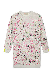 PREEN Floral sweatshirt dress 2-8 years