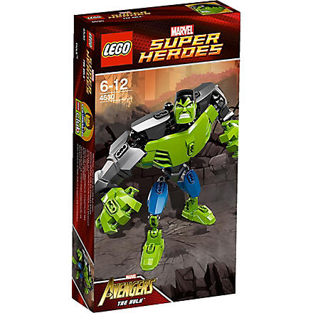 SUPER HEROES Superheroes The Hulk