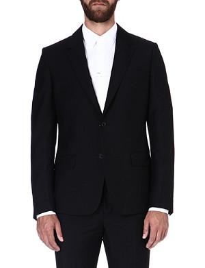 ALEXANDER MCQUEEN Wool-blend suit jacket