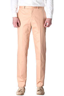ALEXANDER MCQUEEN Slim-fit trousers