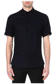 ALEXANDER MCQUEEN Brad Pitt stretch-cotton shirt