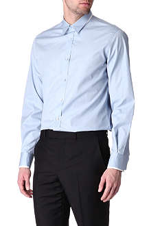 ALEXANDER MCQUEEN Double-collar shirt