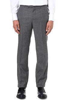 ALEXANDER MCQUEEN Prince of Wales check trousers