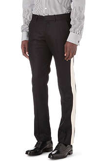 ALEXANDER MCQUEEN Seam panel trousers