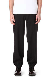ALEXANDER MCQUEEN Tailored track pants