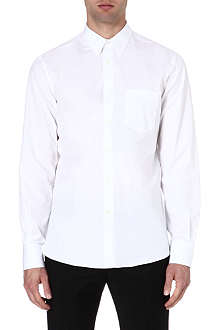 ALEXANDER MCQUEEN Tonal skull regular-fit shirt
