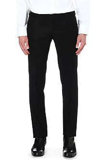 ALEXANDER MCQUEEN Classic wool trousers