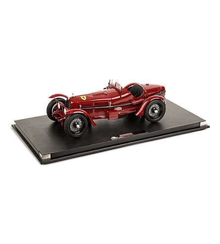 RALPH LAUREN PURPLE LABEL Alfa Romeo Monza 8C 2300 car model (Red