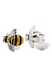 DEAKIN AND FRANCIS Bumble Bee cufflinks