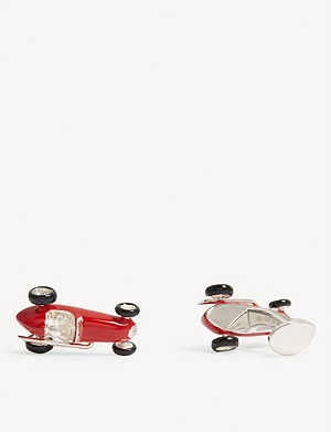 DEAKIN AND FRANCIS Racing Car cufflinks