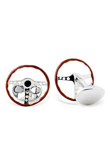 DEAKIN AND FRANCIS Steering Wheel cufflinks