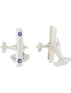 DEAKIN AND FRANCIS Spitfire cufflinks