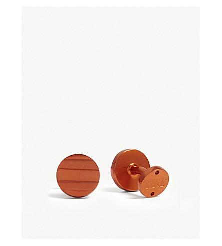 TYLER & TYLER Capsule Icons cufflinks