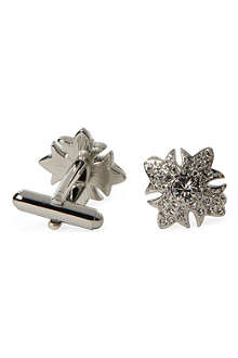 SIMON CARTER Garter Star cufflinks